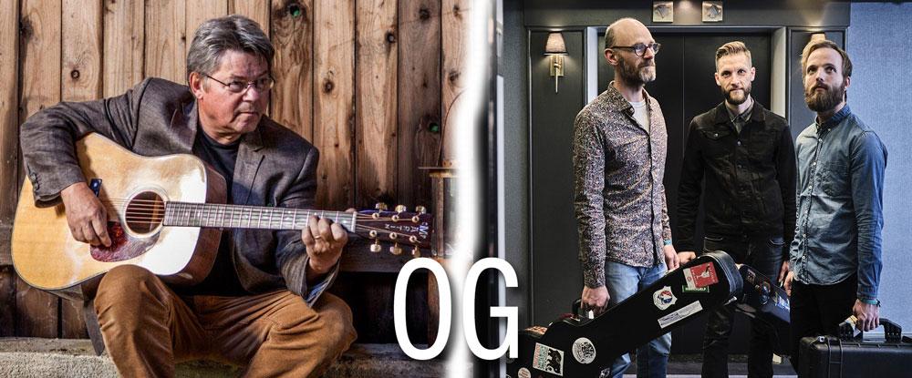 Erik Grip, Henrik Gunde og The Sentimentals