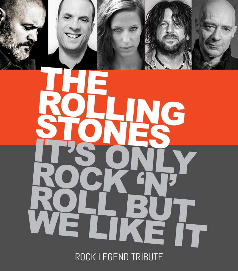 Rolling Stones - ROCK LEGEND TRIBUTE